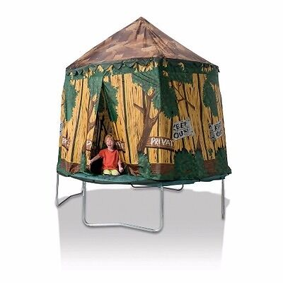 10ft jumpking treehouse tr&oline tent cover  sc 1 st  Gumtree & 10ft jumpking treehouse trampoline tent cover | in Newport | Gumtree