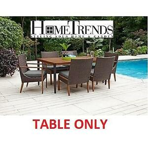 NEW KELOWNA PATIO DINING TABLE   134748646   PATIO FURNITURE