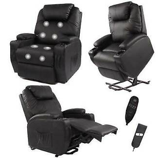 Recliner Massage Disabled Senior Lift Chair  sc 1 st  Gumtree & disabled recliner chairs | Home u0026 Garden | Gumtree Australia Free ... islam-shia.org