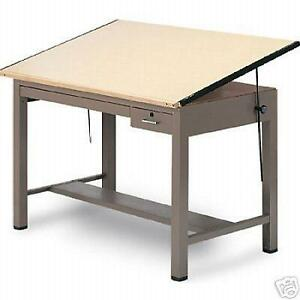 Merveilleux Mayline Drafting Table