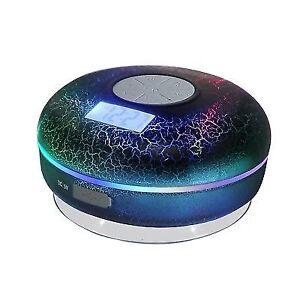 Attrayant Hrome Bluetooth Shower Speaker Ipx7 Waterproof Bathroom Speakers With FM