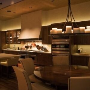 Upgrade your kitchen with LED linear lighting
