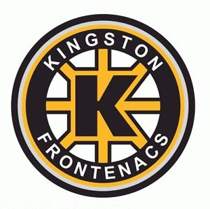2 FRONTENACS TICKETS MARCH 11 VS MISSISSAUGA