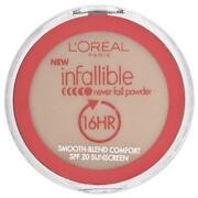 Loreal Infallible Powder