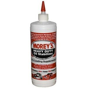 Morey 39 s heavy duty stabilizer engine oil treatment 1 litre for Heavy duty motor oil