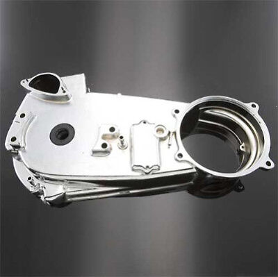 Inner Primary Housing - Chrome Inner Primary Housing cover V-Twin 43-0352 For Harley Police 70-84 FL X5