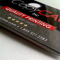 PRINT SHOP -Flyers,Business Cards,Menus,Door Hangers,Banners,Etc