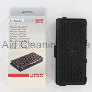 GENUINE MIELE FILTER ACTIVE AIR CLEAN CAT AND DOG S5260 S5261 S6 TT5000 SF-AAC50