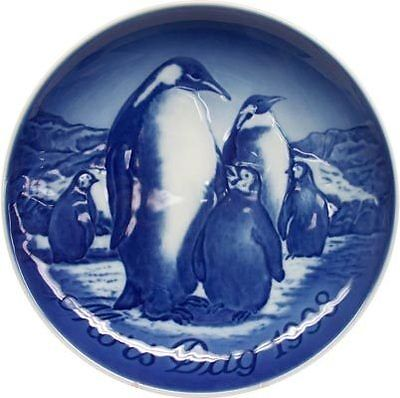 Bing & Grondahl 1998 Mother's Day Plate NIB Emperor Penguin NEW IN BOX on Rummage