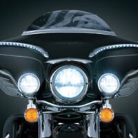 7 inch and 2-41/2 inch lights