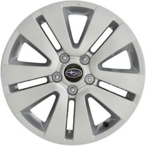 Subaru Outback - Alloy Rims