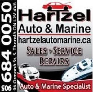 BOAT REPAIR,WINTERIZING,PARTS AND SERVICE