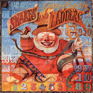 Gerry Rafferty-Snakes and Ladders LP