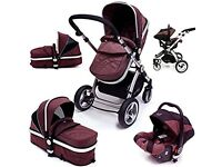 Pushchair 3 in 1 ....new