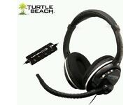Turtle Beach Ear Force Universal Gaming Headset Bundle DPX21