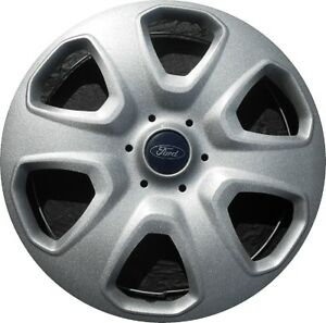 FOUR FORD 15'' 5 BOLT HOLE STEEL/HUBCAPS RIMS/WITH SENSORS