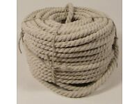 Brand New - Reel of Hemp Rope - NOT OPEN TO OFFERS