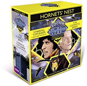 DR WHO HORNETS NEST COMPLETE SERIES