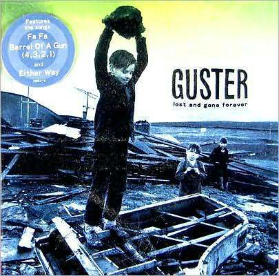 GUSTER : LOST & GONE FOREVER (CD) sealed
