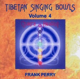 Tibetan Singing Bowls Volume 4 Chakra Healing CD