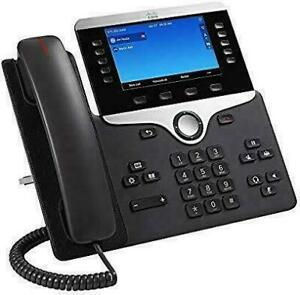 Cisco + Cloud Hosted VoIP IP-PBX phone system with new Cisco 8841 phones - Same day activation available - $125/month