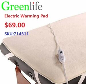 Standard Electric Warming Pad For Business And Family Use $ 69.0