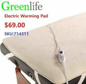 Electric Warming Pad For Business And Family Use from 69