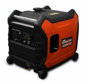 BearCat IG3500E generators