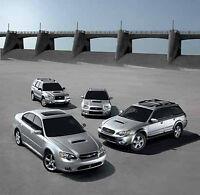 Réusinage de moteur Subaru Boxer