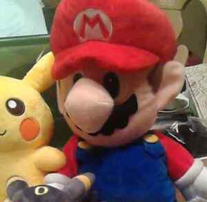 I'm interested in buying people's Nintendo Games