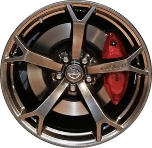 WANTED NISSAN 370Z NISMO RIMS