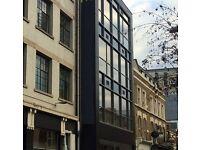 WATERLOO Shared Office Space - Flexible Co-Work Rental 1-25 Desks - SE1