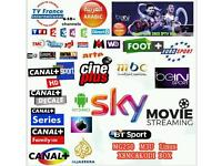 IPTV SUSCRIPTIONS (3 MONTHS - 6 MONTHS - 12 MONTHS)