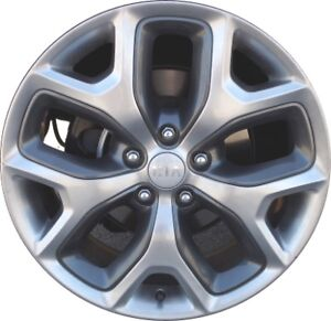 """New KIA Sorento OEM Stock 19"""" 2018- 2017-2016-2015 Alloy Wheels"""