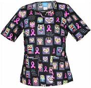 Breast Cancer Scrubs