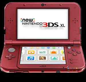 WANTED: Nintendo 3DS XL