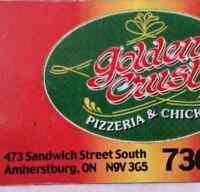 Golden Crust pizzeria & chicken