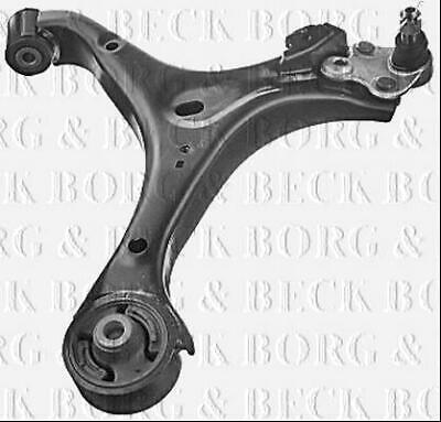 BCA7314 BORG & BECK SUSPENSION ARM LH Front Axle Left  fits Honda Civic IX 2012-