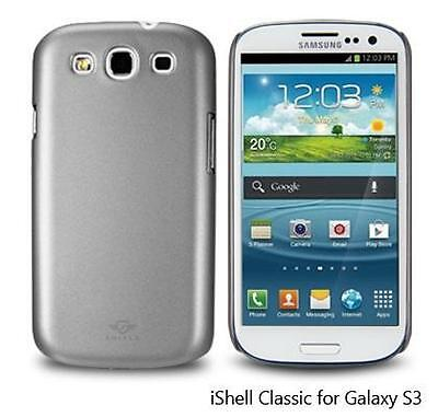 I9300 Snap (iShell Platinum Classic Snap-On Case + Screen Protector Samsung Galaxy S3 i9300)