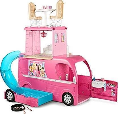 Barbie Pop up Camper Van