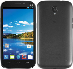 ZTE Grand X Plus Z826 Android smartphone. Used.