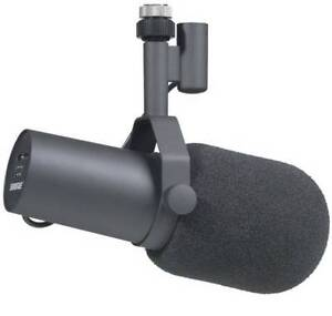 Want to sell my Shure SM7B or trade for condenser (please read) London Ontario image 1