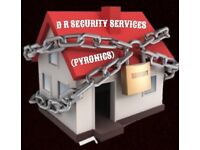 D R SECURITY SERVICES (PYRONICS)