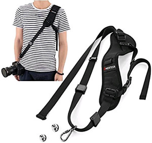NKOO Camera Strap, Rapid Fire Shoulder Neck Strap Sling Belt Qui