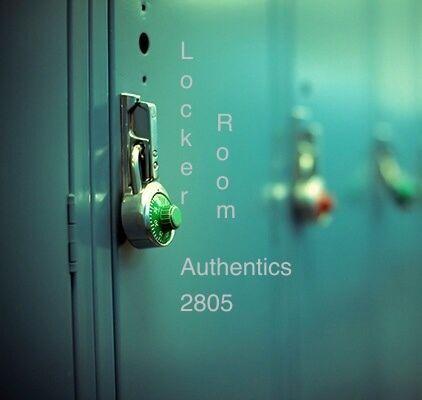 Locker Room Authentics #2805