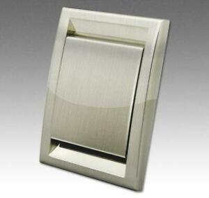 Deco Stainless Inlet