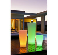LED PLANT POTS RGB IP68 HIGH
