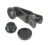 LENS KIT 3 in 1 IPhone ou Android