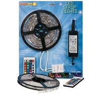 5 Meter 300x5050 RGB LED Strip Roll Kit IP20