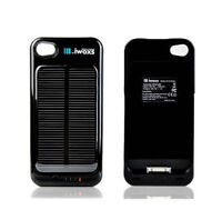 IPHONE 4 SOLAR CHARGER CASE